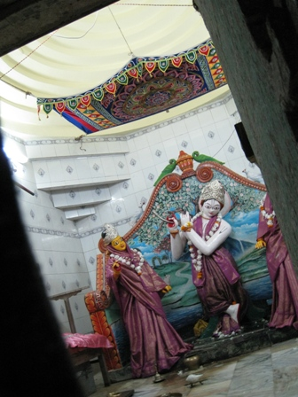 Balarama at Tota Gopinath: