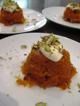 Carrot Halava:
