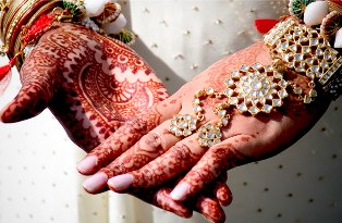 Indian Wedding: