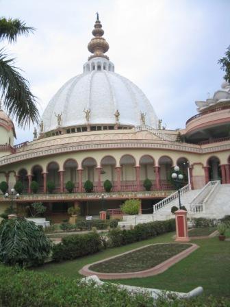 Mayapur Samadhi: