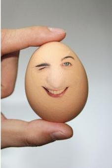 Mr Egg: