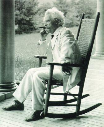 Mr Twain: