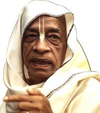 Srila AC Bhaktivedanta Swami Prabhupada: