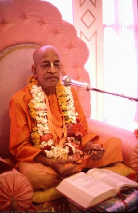 Srila Prabhupada Speaks on Bhagavad-gita:
