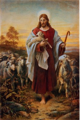 the good shepherd: