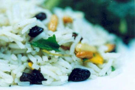 amazing rice:
