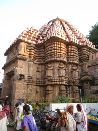 another Puri gate: