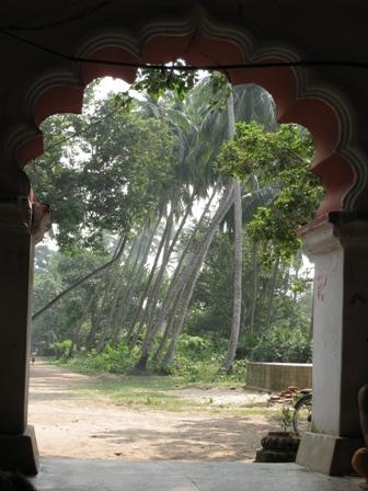 another garden entrance:
