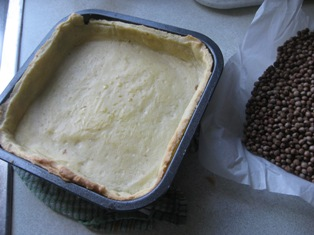 bake shell without beans: