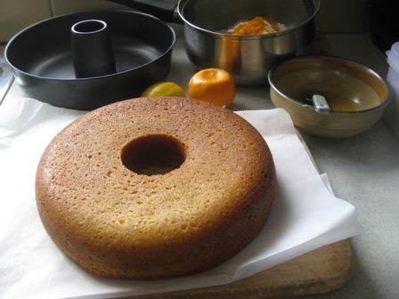 cake still-life: