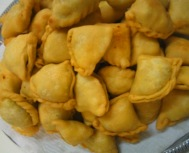 come to samosa heaven: