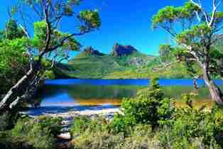 cradle mountain: