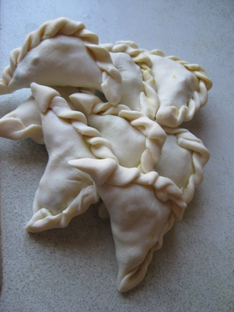 curry puffs in waiting: