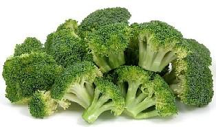 eat your broccoli: