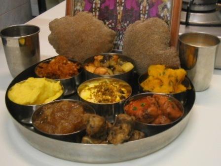 ekadasi feast: