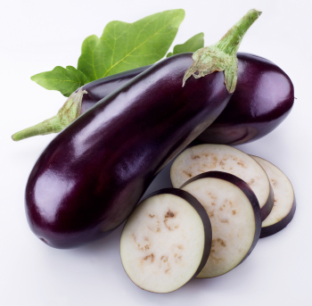 famous eggplant: