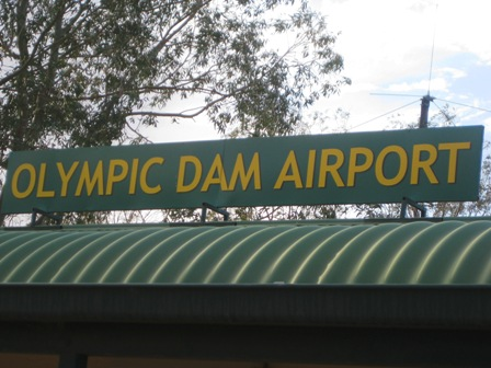 goodbye olympic dam:
