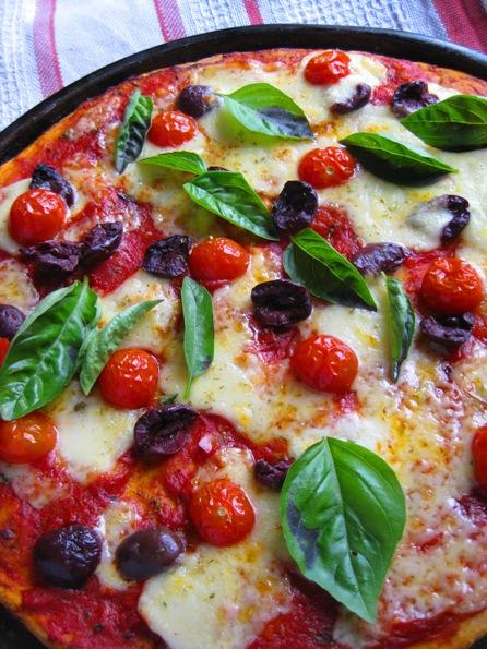 hot pizza: