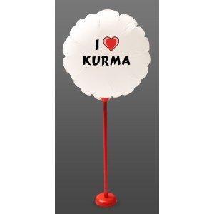 kurma balloon: