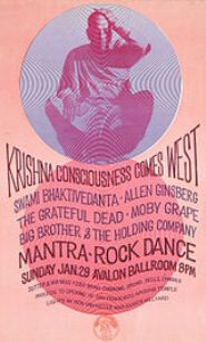 mantra rock dance: