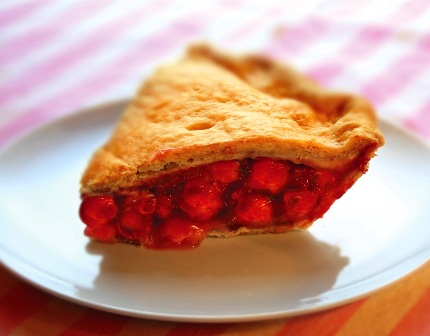 memories of cherry pie: