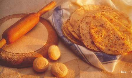 my chapatis: