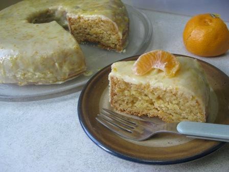 orange cake action: