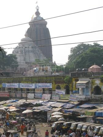 puri main street: