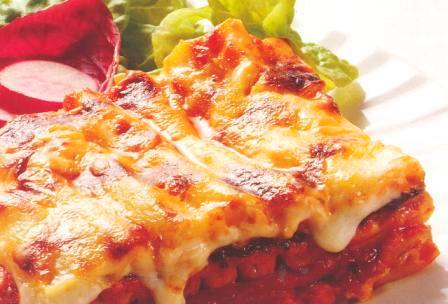 queen of lasagna: