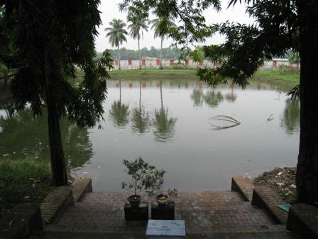 sacred lake: