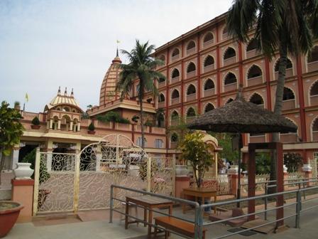 temple building: