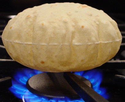 the magic chapati: